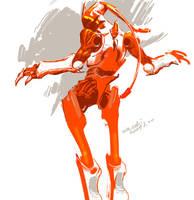 robot2009.8.20 by kyzylhum