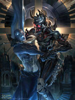 King of Death by kyzylhum