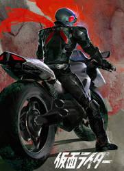 Kamen Rider by kyzylhum