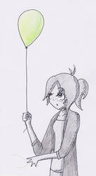 Balloon by Lunastrahunter