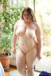 Katrina White, waking up by joebar4000