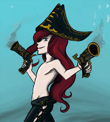Miss Fortune by LadyDarthorn