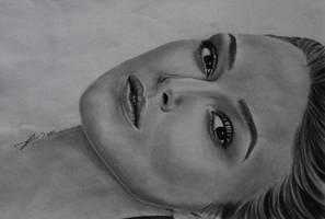Keira Knightley by JanneSeli