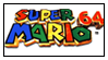 Super Mario 64 Stamp by SuperRamen