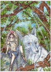 Mononoke : A Friendship's Tale by StefaniaRusso