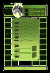 Lupine AP Tracker by Shadeheart10