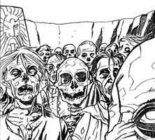 Zombies_pencils by MichaelVogt