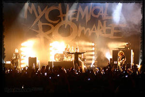 My Chemical Romance - kaboom by seorangkapiten
