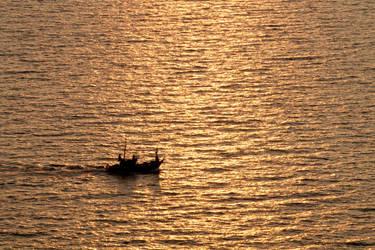 Halcyon Sea by aMoniker