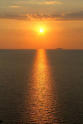 The Sublime Golden Light by aMoniker