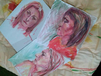 sketches  by Tamarakoc