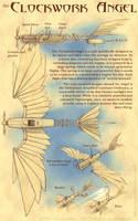 Rogue Skies: Clockwork Angel by falingard