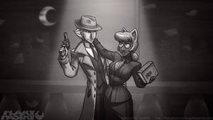 Old-fashioned partners by falingard