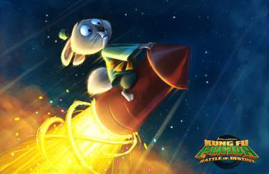 KFP Battle of Destiny // Rabbit Launcher by falingard