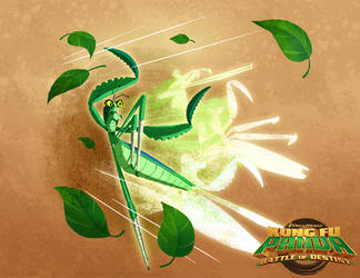 KFP Battle of Destiny // Mantis's Master Scroll by falingard