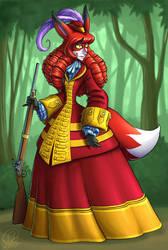 Huntress by falingard