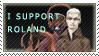 I Support Roland by Chokutsuki