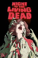 Night of the Living Dead I by spoonbard