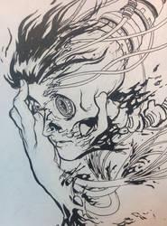 Disintegration by spoonbard