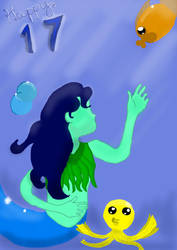 17th Birthday under the sea! by Thinkinboutart