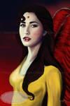 Sahar by Tricia-Danby
