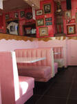 Pink room by Tricia-Danby