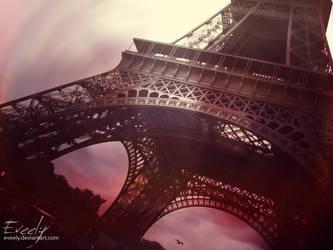 Paris by Eveely