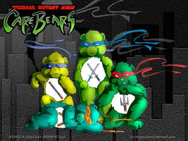 Crossover Contest Entry 1 by tmntart