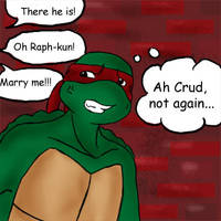Raphael Contest Entry -1- by tmntart
