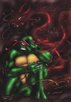 Raphael Contest Entry -8- by tmntart