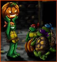 Fear My Pumpkin by Loolaa by tmntart