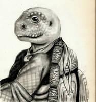 Reptilian Roots by Salunzo by tmntart