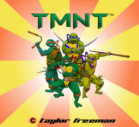 TMNT by Bluehollow by tmntart