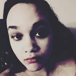 vintage selfie by changegoddess
