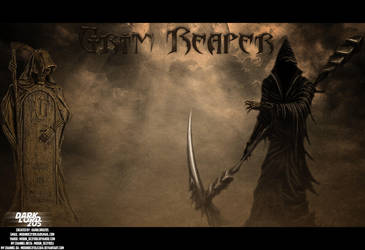 Grim Reaper Poster by mobindezfooli1384