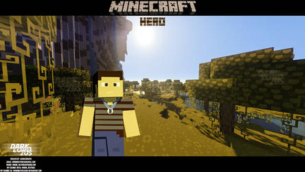 My First Hero in the Mincraft by mobindezfooli1384