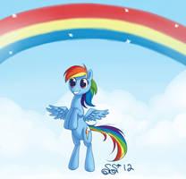 Happy Rainbows by Alipes