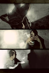 Undead Man Walking page 2 by TheNewestRedRanger