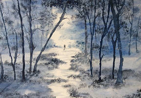Woodland Walk by Jennyben