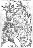 JLA NEW 52 by PowRodrix