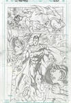 DC Heroes test page 3 by PowRodrix