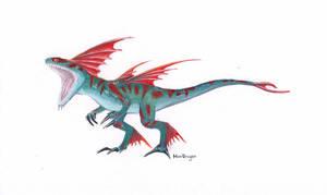 Speed Stinger by MeerDragon