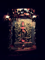 Goddess Durga - 1 by digitalbrain