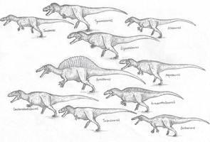 Theropod Study V2 by tmac1kobe8vc15