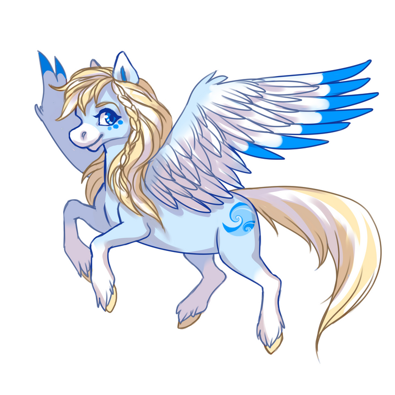 flying high above it all by Kennaleecat