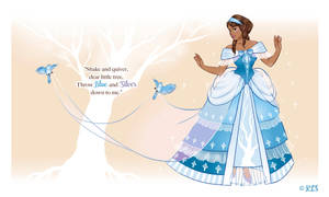 Cinderella 1 by Kennaleecat