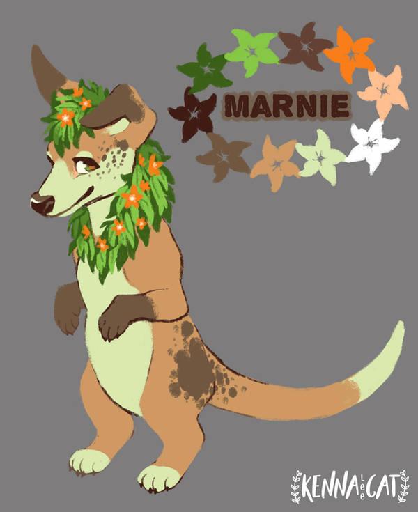 Marnie by Kennaleecat