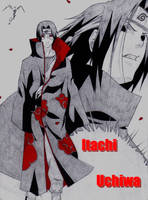 Itachi Uchiwa by Lonirisme