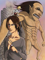 Ymir The Dancing Titan by Lonirisme