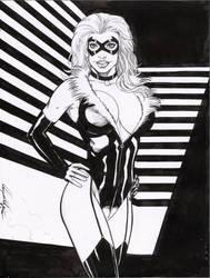 black cat 01 by amorimcomicart